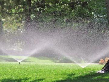 lawn sprinkler services